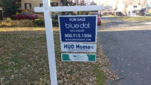 Blue Dot REO & BPO Services: Selling HUD Homes