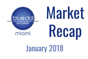 Miami Market Report January 2018