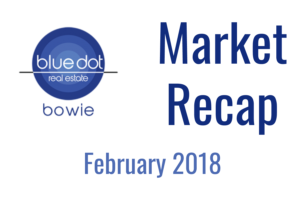 Bowie Market Report February 2018
