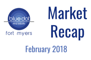 Fort Myers Market Report February 2018