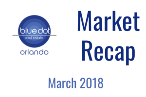 Blue Dot REO Services: Orlando Market Report March 2018