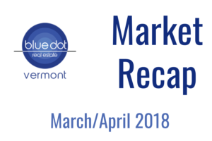 Vermont Market Report March/Spril 2018